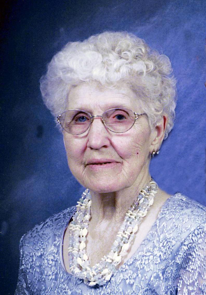 Margaret Hazel Hoffard