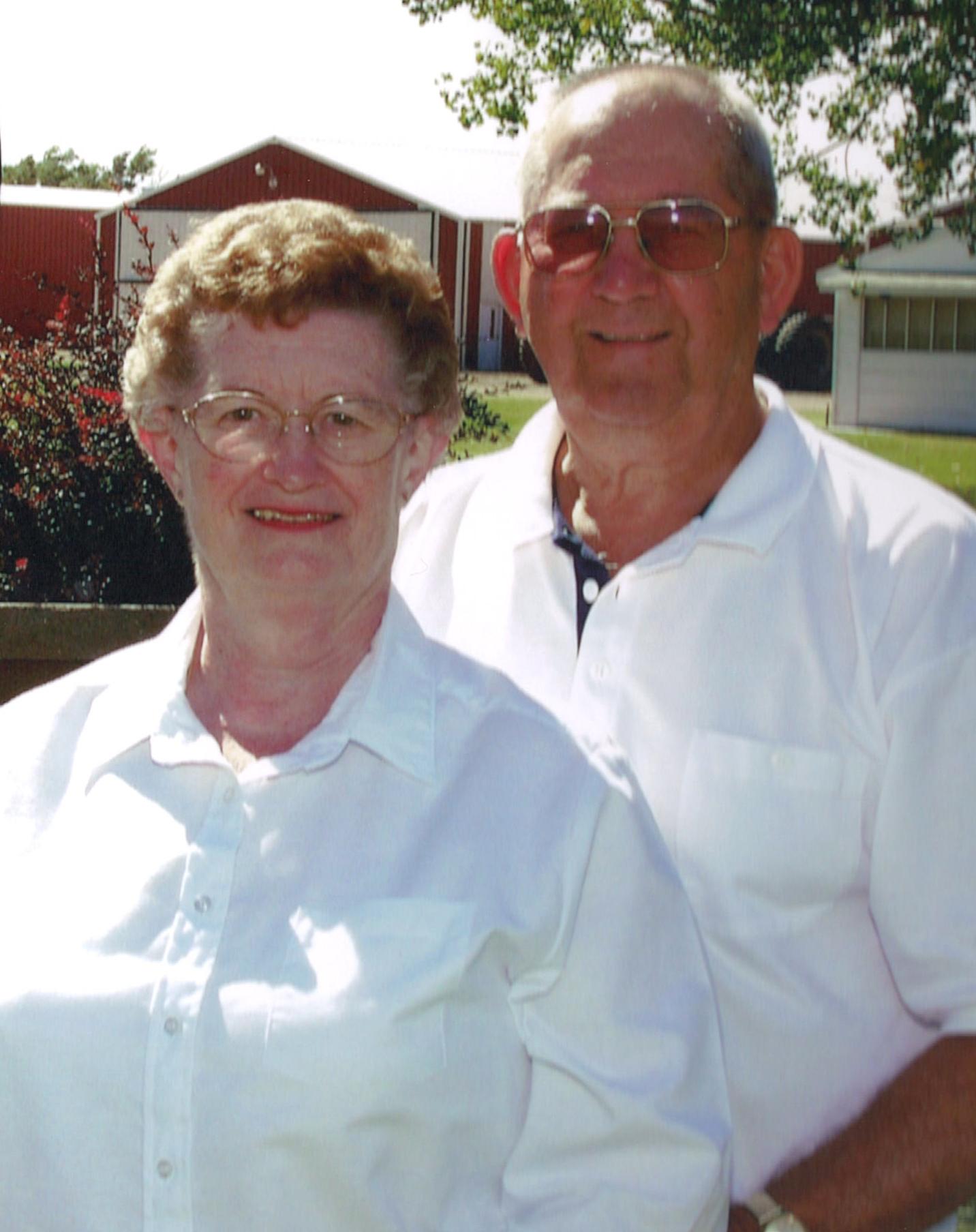 J. James and Marlene  Jirak