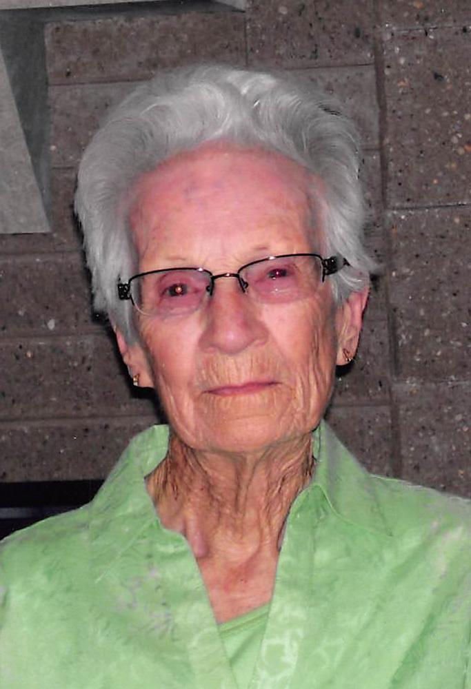 Mildred Tobeck Rude