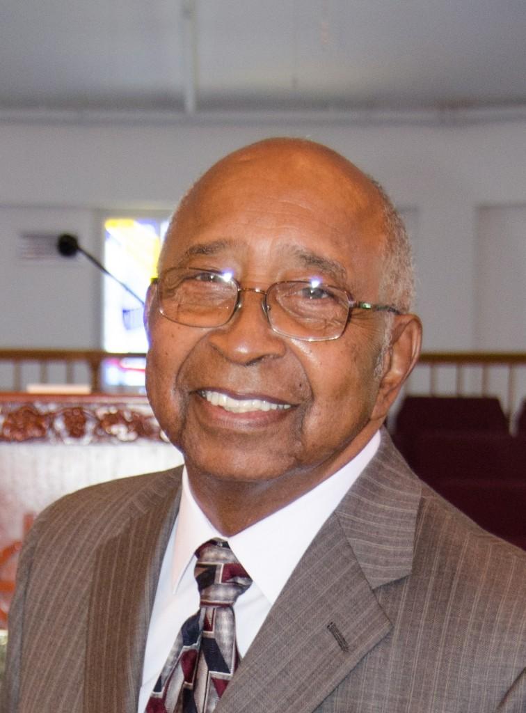 Pastor Clarence E. Alston