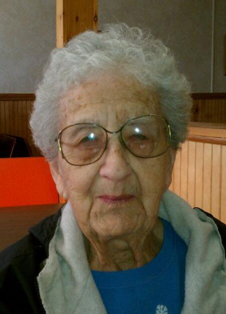 Betty Jean Spurbeck