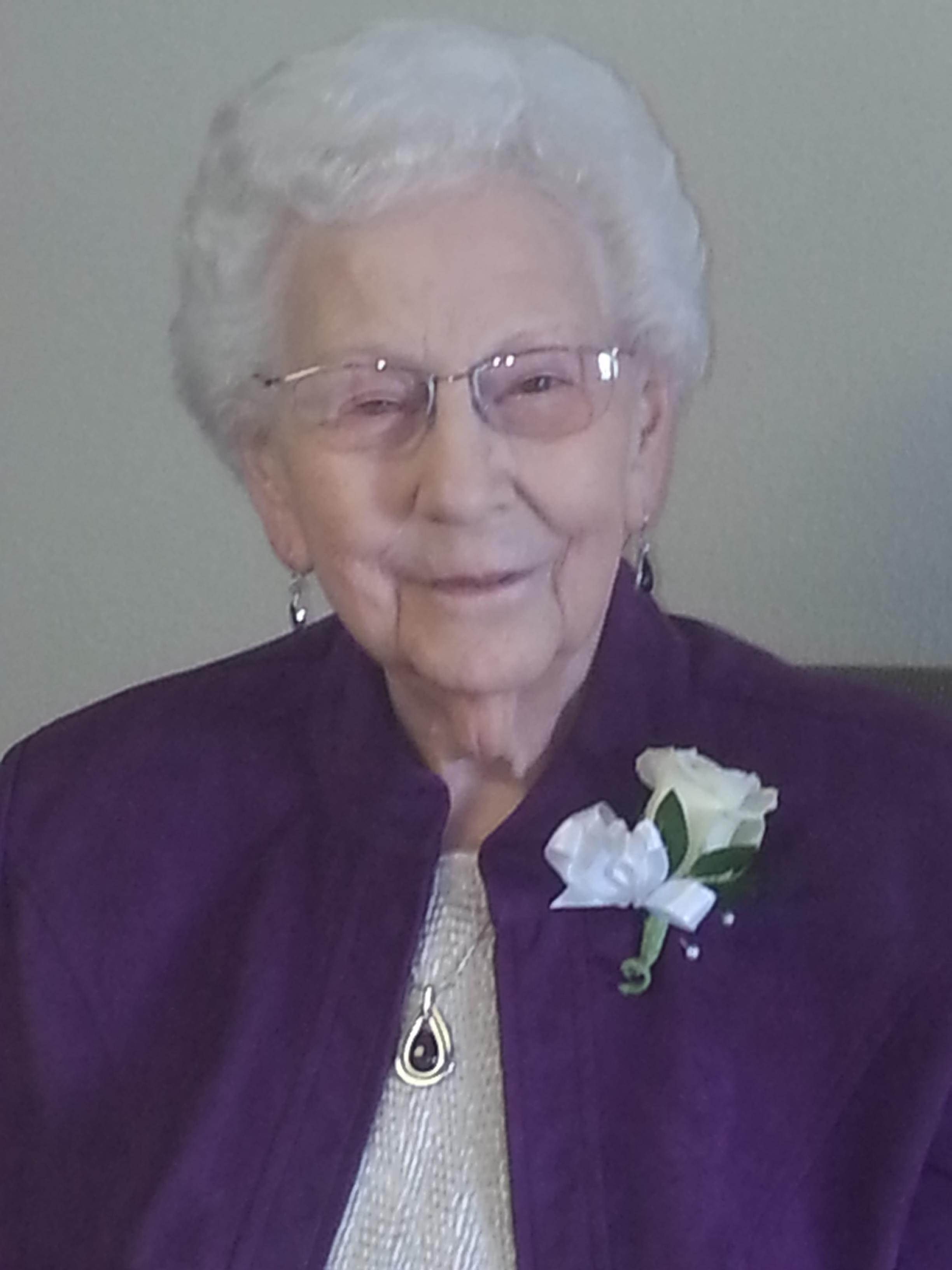 Bertie Lou Catherine Johnson