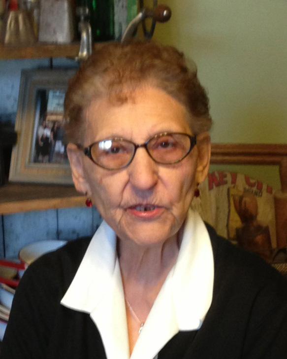 Florence Louella Buhr