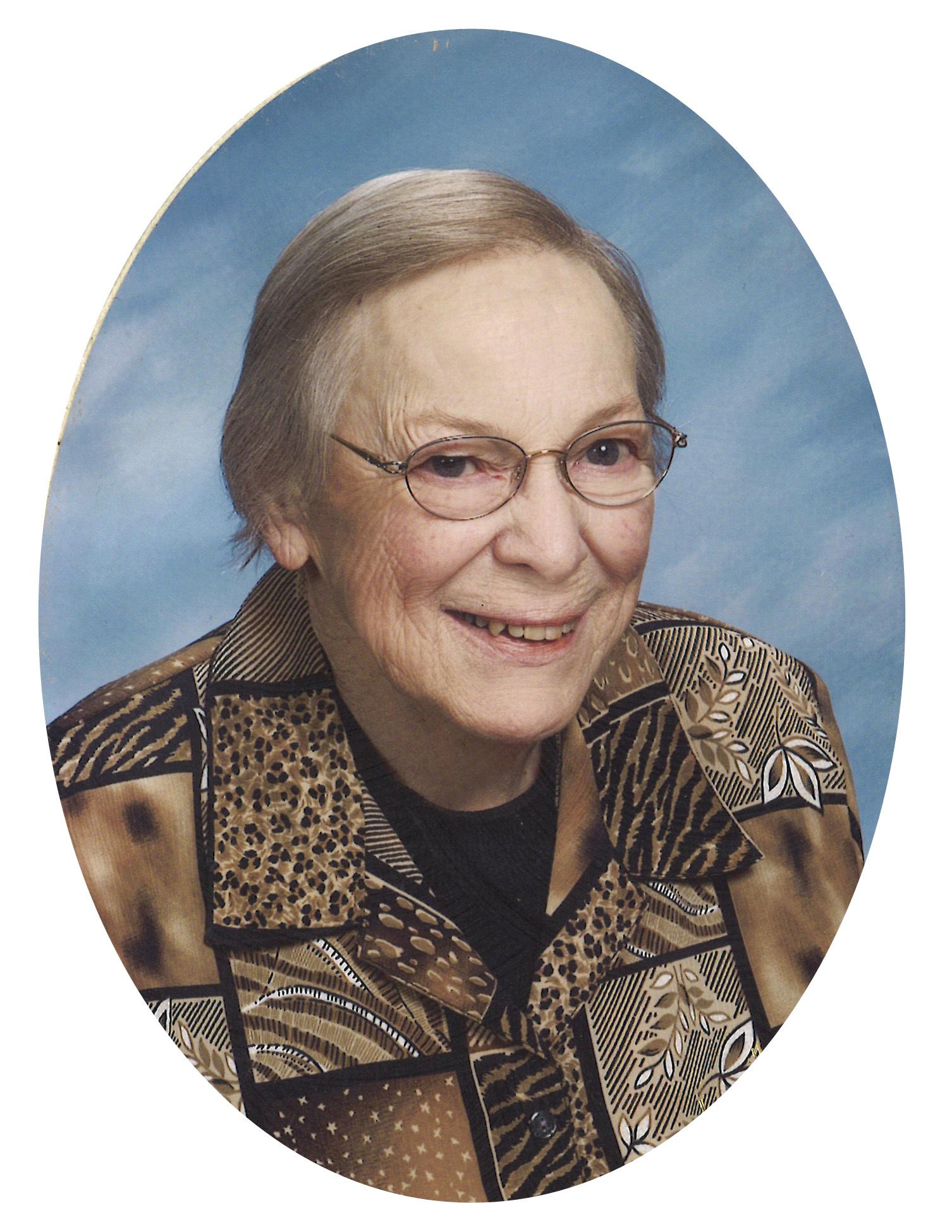 Velda Hilda Fryk