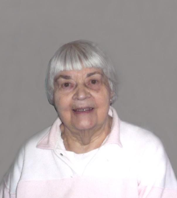Margaret Elizabeth Bolton