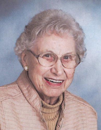 Ruth June Grawe