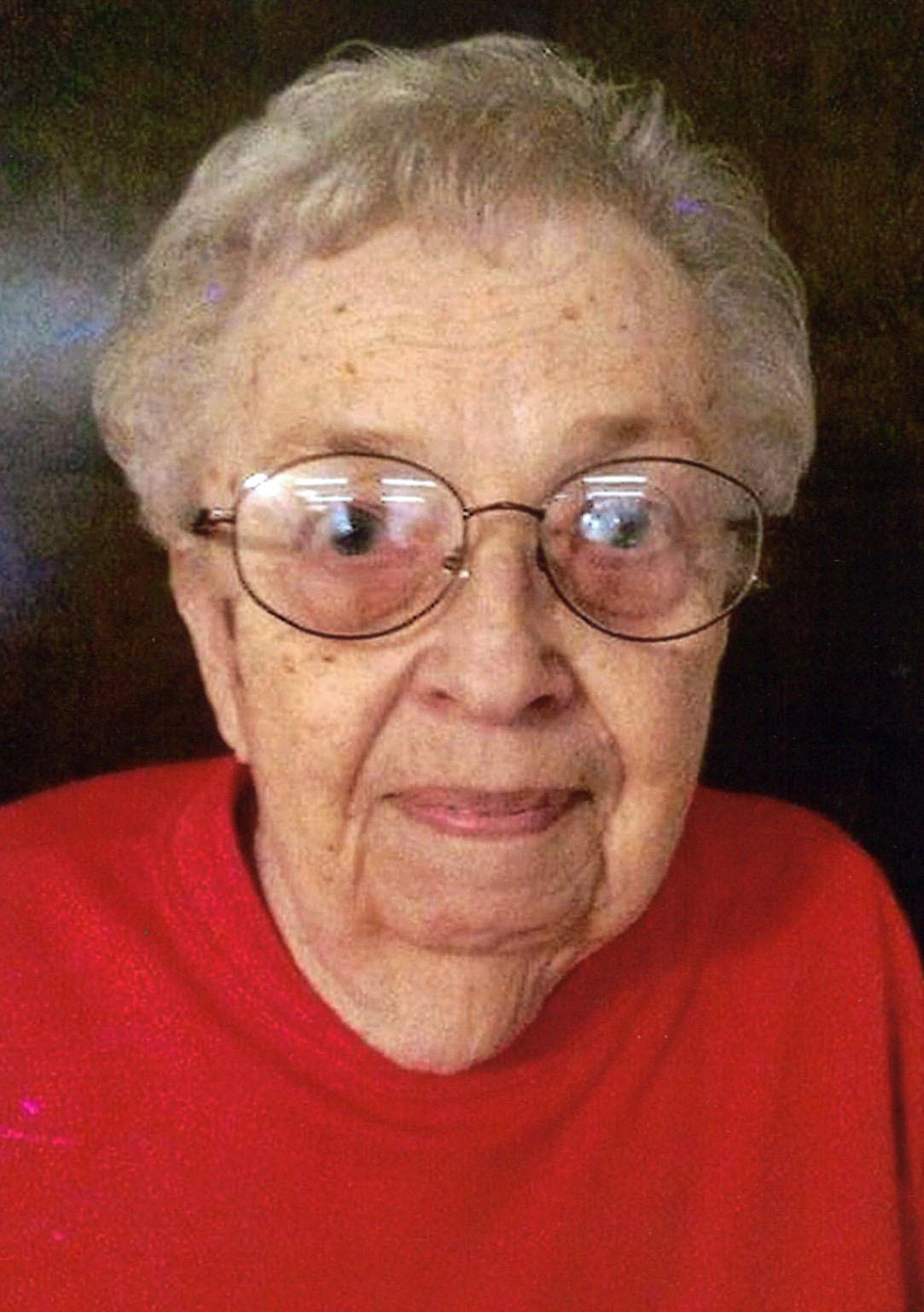 Selma Marie Serfoss