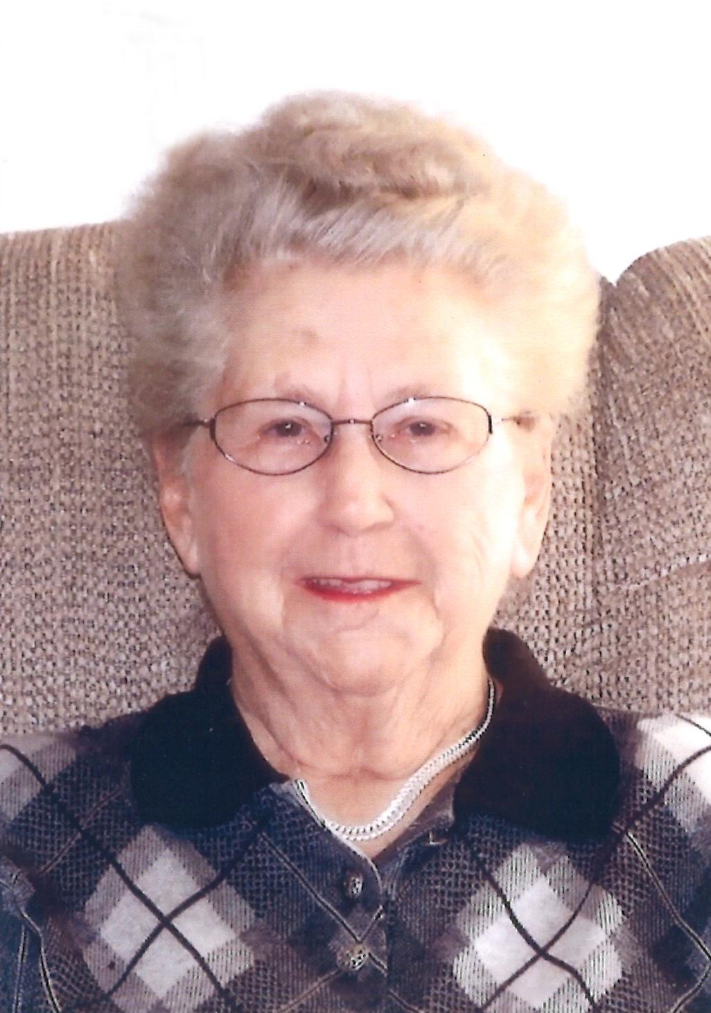 Irene Mae Poppen