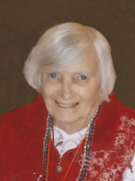 Ruth Ann Cahill