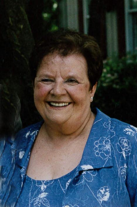 Patricia Joan  Berger