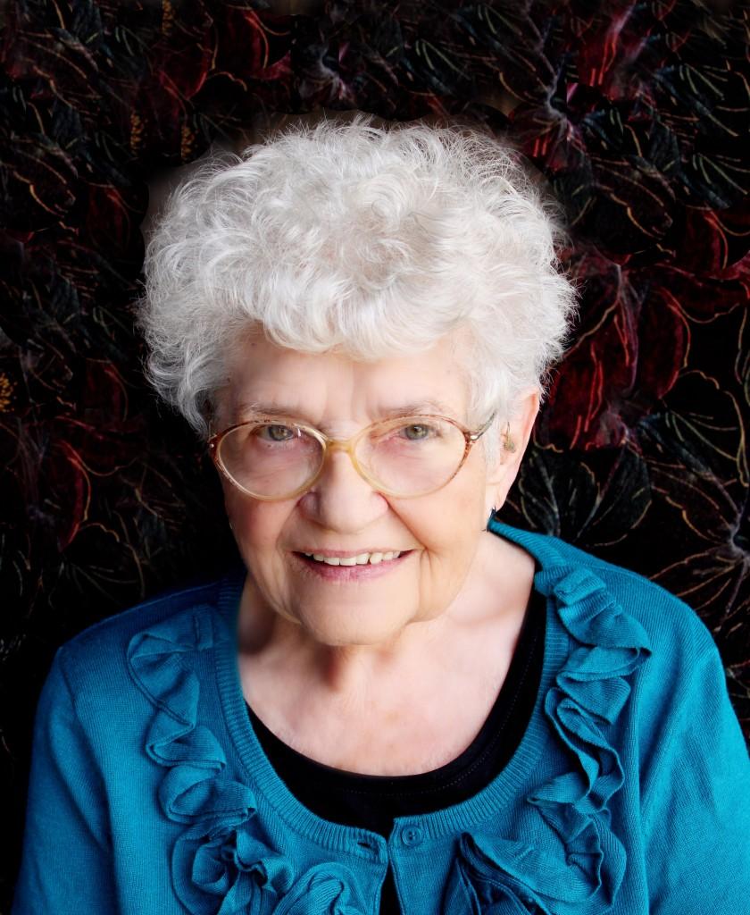 Jeanette Ruth Vossberg