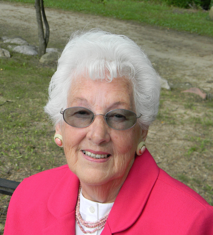 Georgine Mae Blauvelt