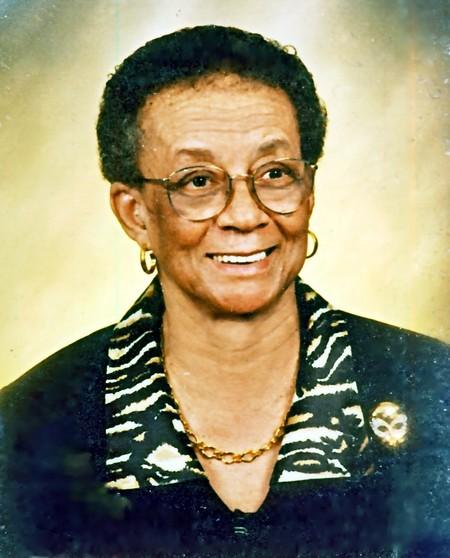 Winnie Estella Clark Wright