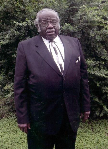 Rev. Vernon  Manor, Sr.