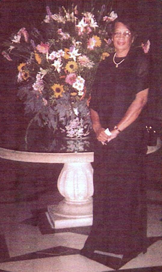 Bertha Mae McCradic