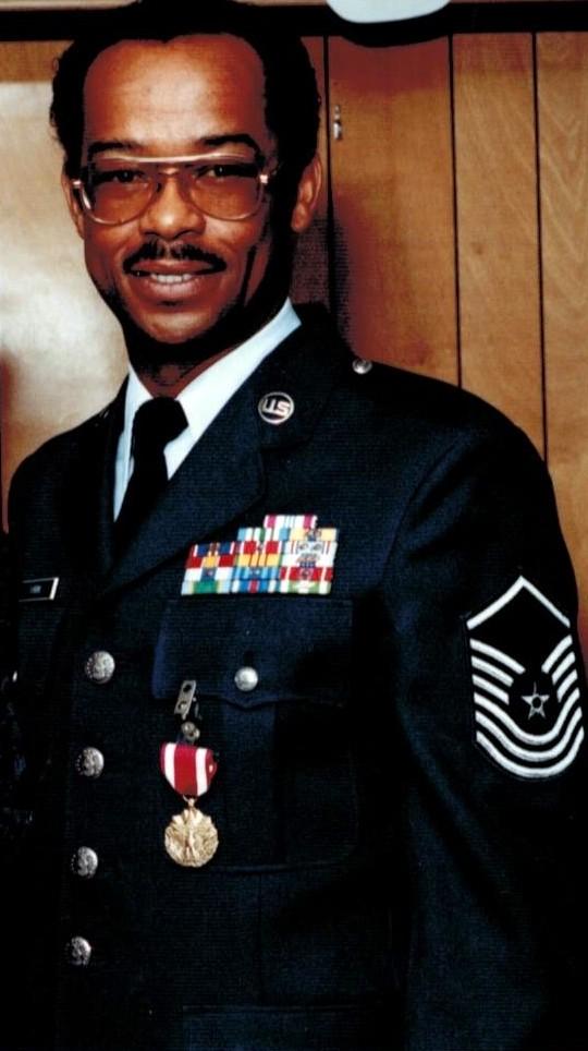Thomas Earl Dobbins: U.S. Air Force SMSGT (RET)