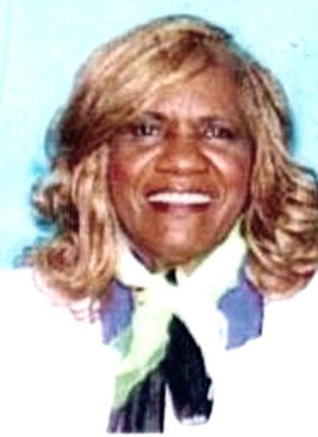 Rev. Clara Bell Jones
