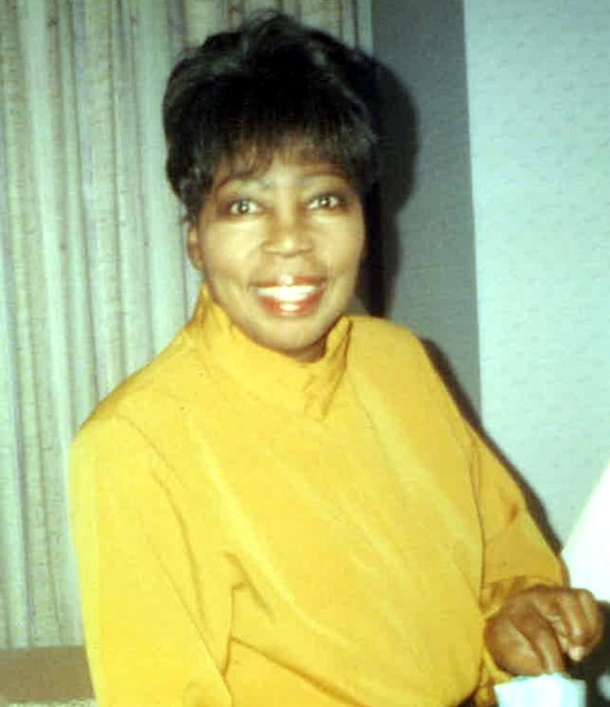 Bertha Beatrice Houston