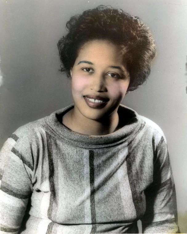 Ruth Laverne (Baby Ruth) Glasper