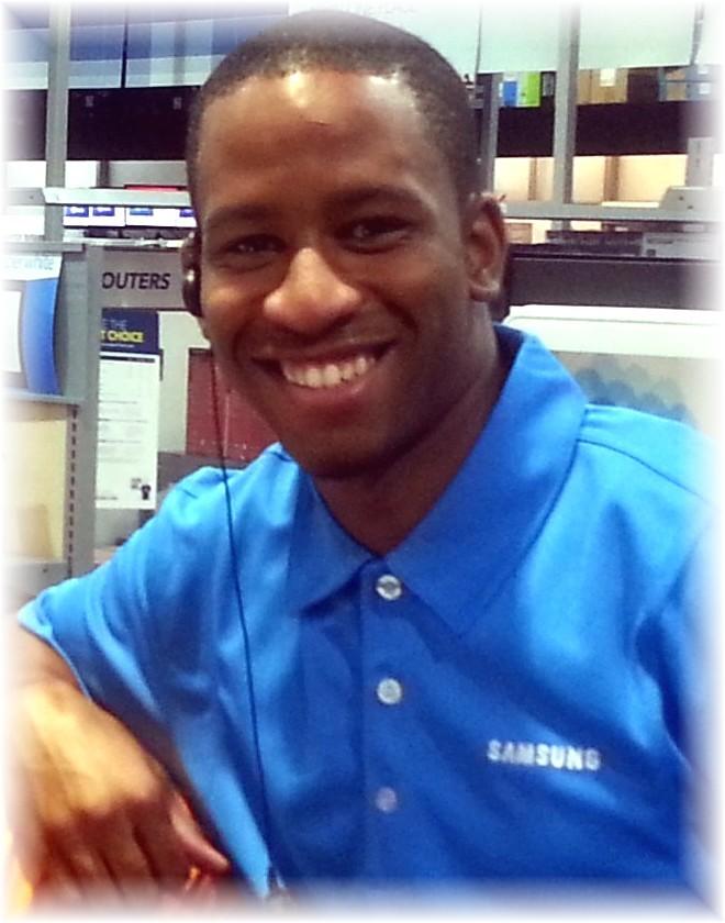 Marcus Antonio (tony) Samuel, Jr.