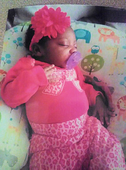 Infant Mariah  La'Trice  Young