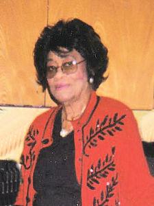 Marjorie Joane Washington