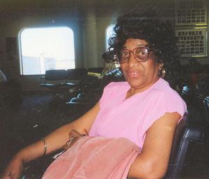 Ruthie Mildred (Queen) Williams