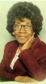 Gladys Lee (Big O) Black Taylor