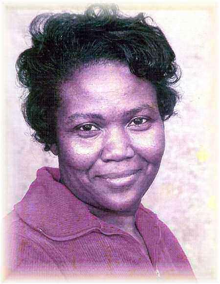 Nadine Elaine Mitchell