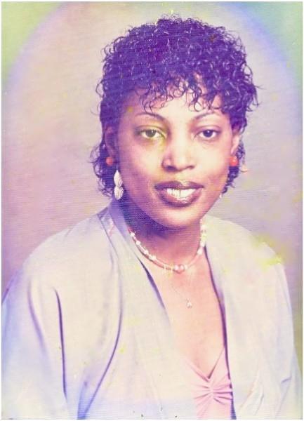 Waunda Faye (Big Mama) Mays