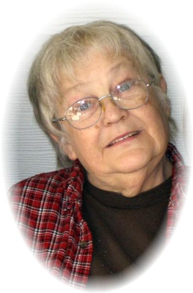 Jimmie Frances McCloud