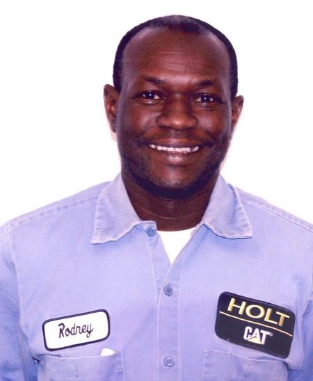 Rodney Eugene (Wheat Barley) Vaughn