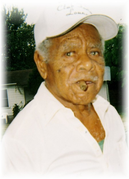 William (Red) Robinson, Sr.
