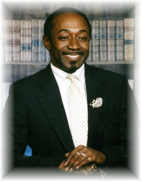 Rev. John Thomas Johnson, Sr.