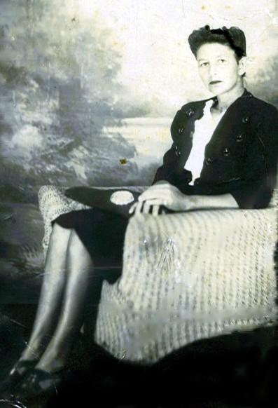 Beulah Johnnie Hurd Mercer