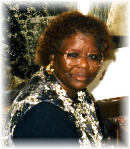 Gwendolyn  Patricia Harper