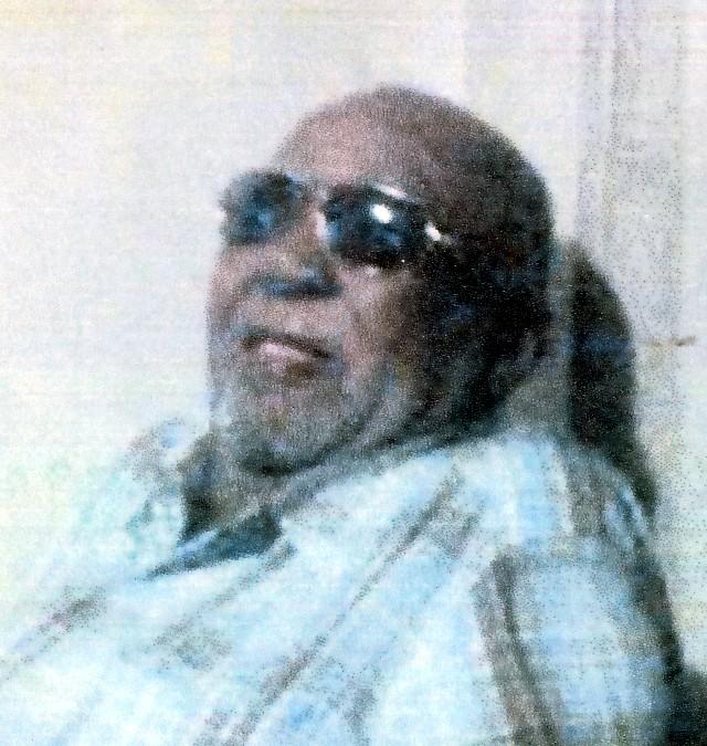 Nathaniel (Bubba) Marshall, Sr.