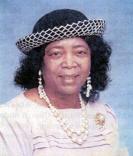 Jannie Mae Walton