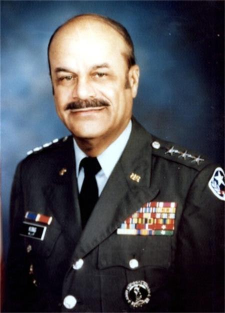 Lt. Gen. John Quill Taylor King, Sr., PhD