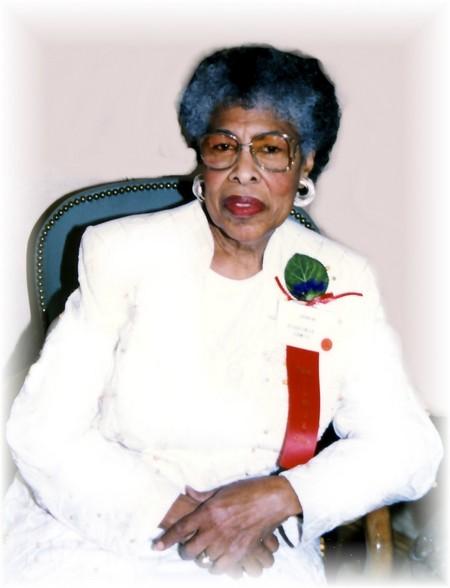 Virginia Lott Lewis
