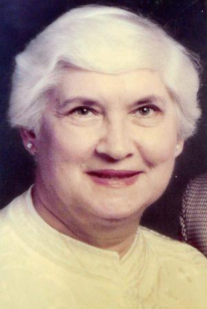Dorothy Emily Thommes