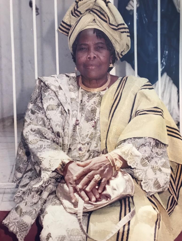 Cecilia Modupe (Balogun) Oshodi