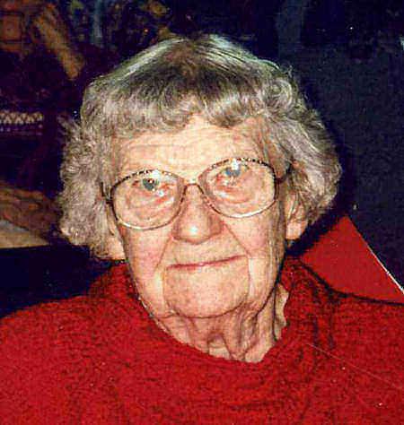Thelma Westfall Theodore
