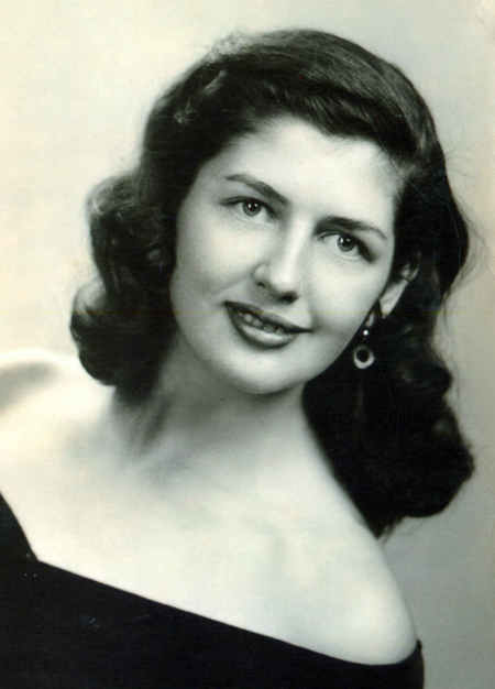 Julia June (Williams) Aldrich