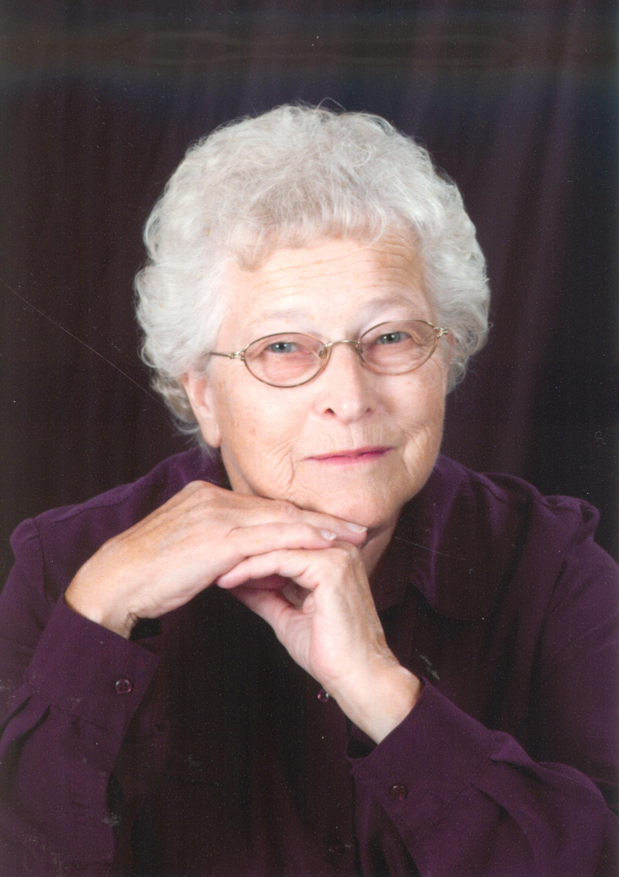 Marjorie Christine Erickson