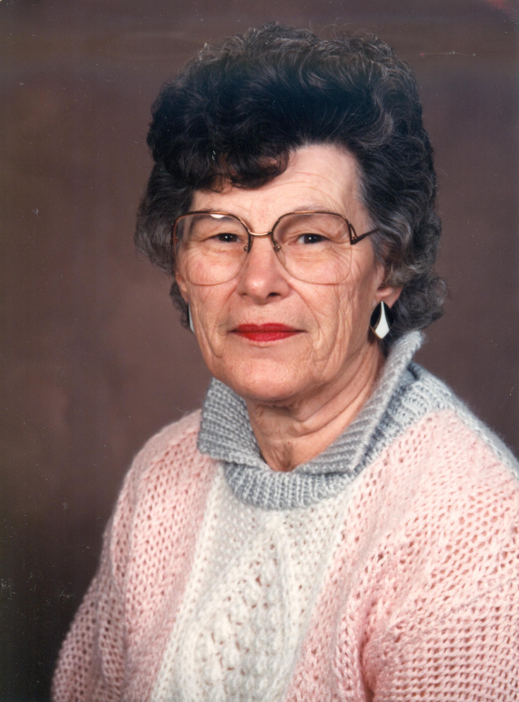 Irene Bernice Baumer