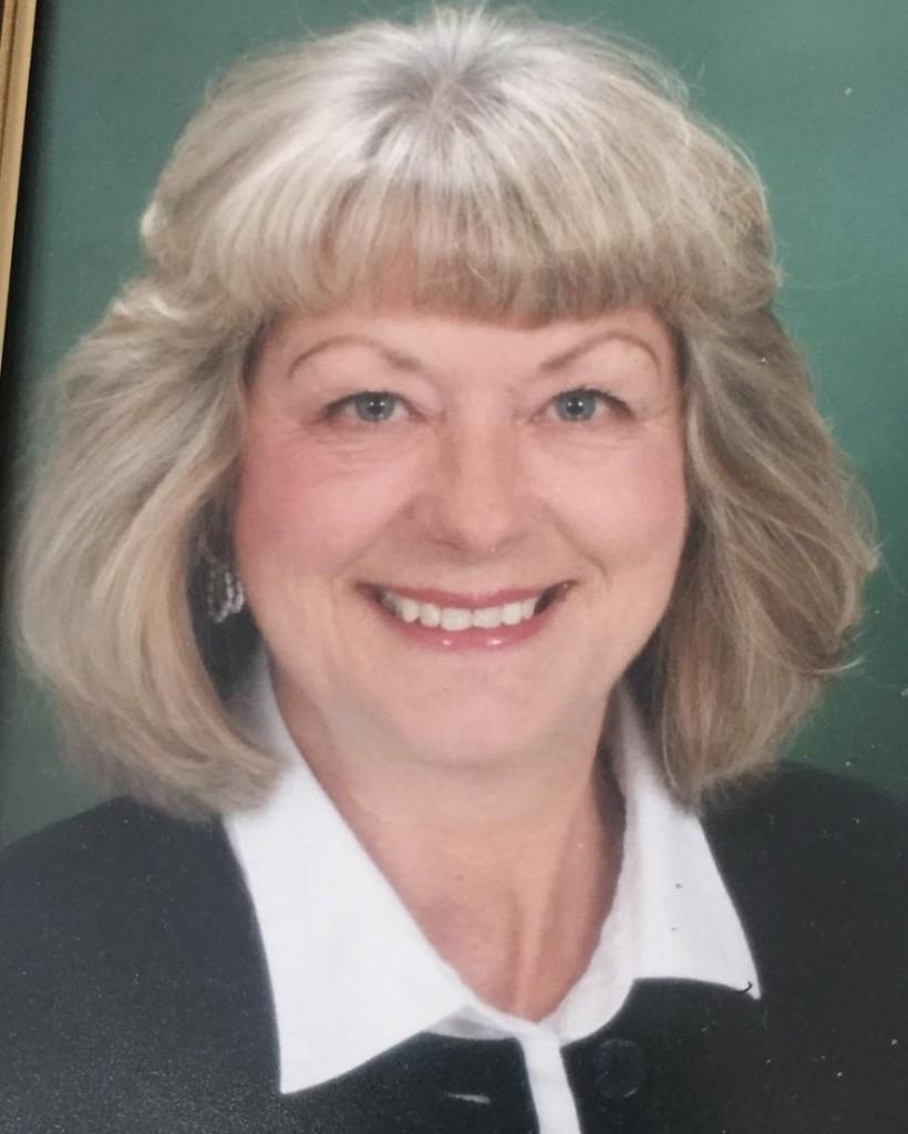 Geraldine Ann Jamieson  Macintyre
