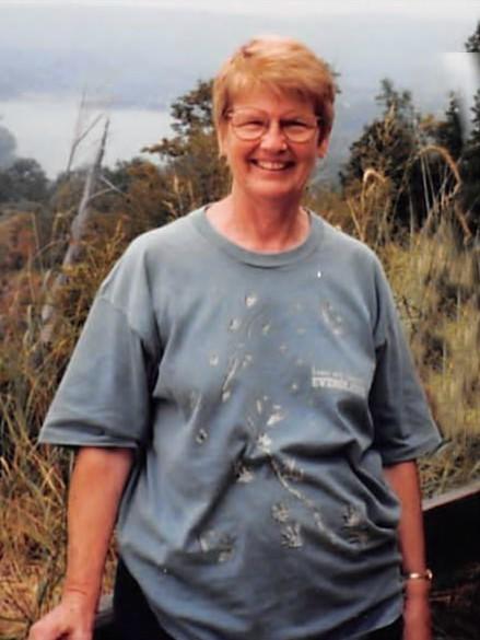 Nancy Katherine Parker