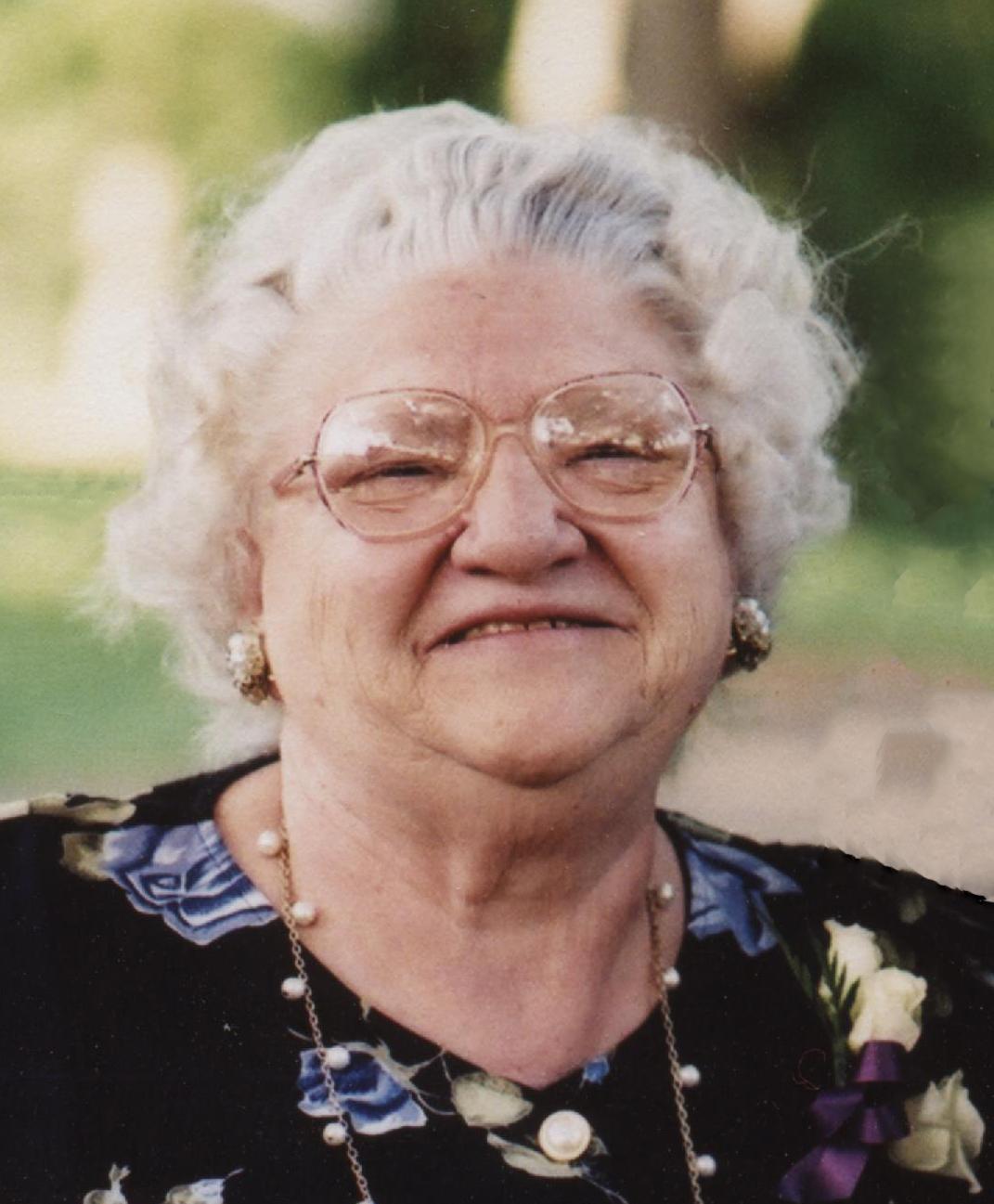 Wilhelmina Emma Strusz