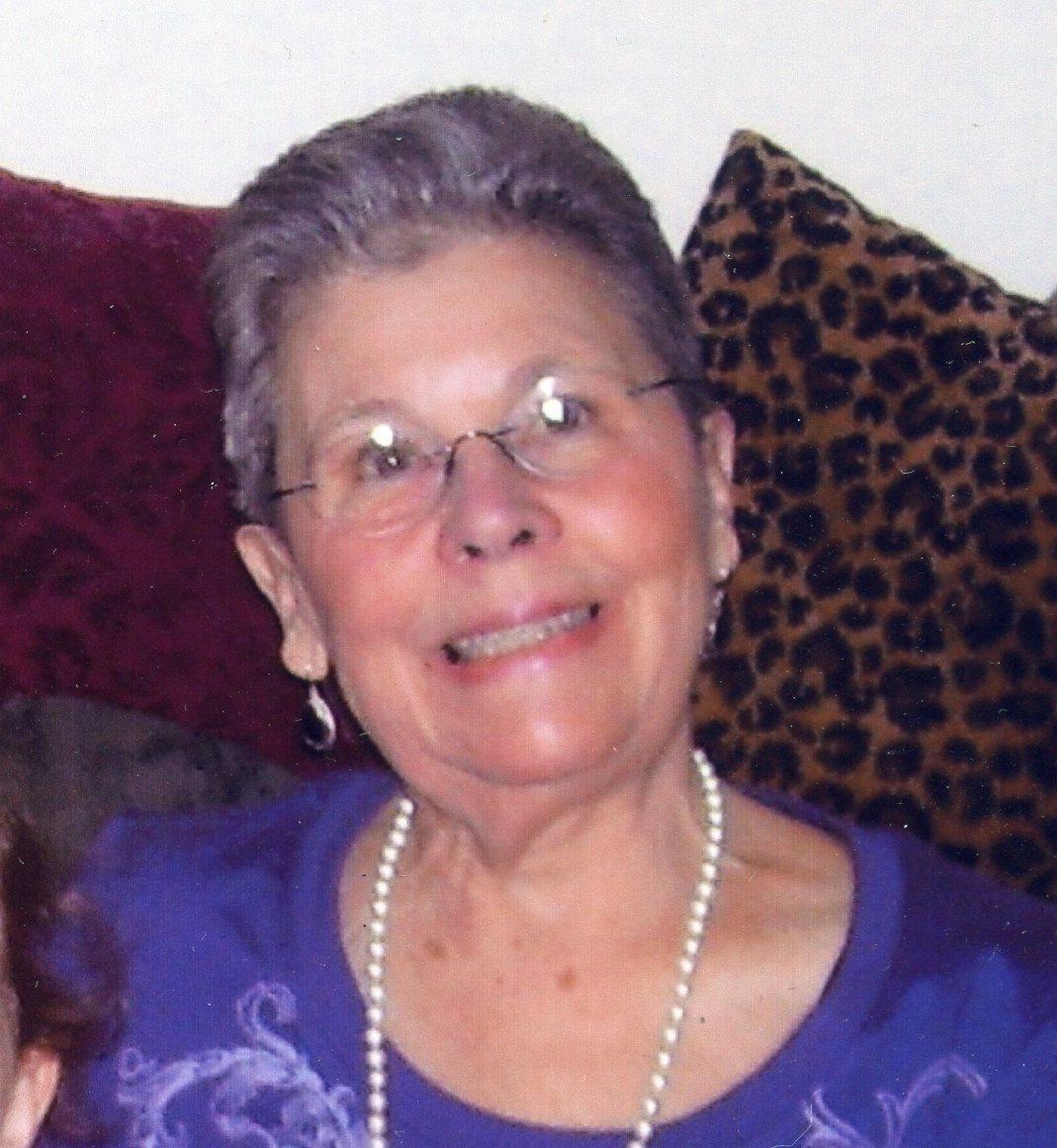 Rosemary Benson